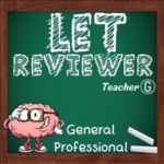 LET Reviewer: General & Professional 1.0 Apk (Paid) free download