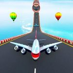 airplane stunts 3D Apk