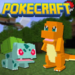 New Pokecraft Mod for MCPE