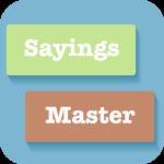 Sayings Master Pro Apk