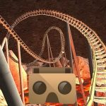 Inferno VR Roller Coaster Apk
