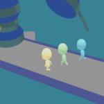Dash race 3D - Runny racing arcade game Apk