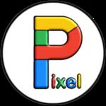 Pixel Carbon - Icon Pack APK