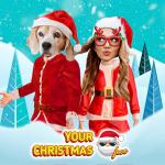 Your Christmas Face – Xmas 3D dance collection APK