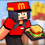 Fast Food Restaurant Mod for Minecraft Apk