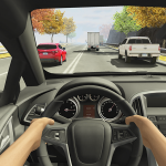 Racing in Car 2 MOD APK
