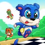 Fun Run 3 MOD APKUnlimited Coins and Gems 2021