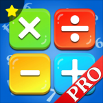 Math games for kids - Multiplication table (PRO) APK