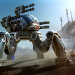 War Robots MOD APK Unlimited Gold and Silver Download 2021