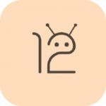Android 12 Negroni - Icon Pack Apk