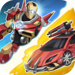 Clash of Autobots MOD APK